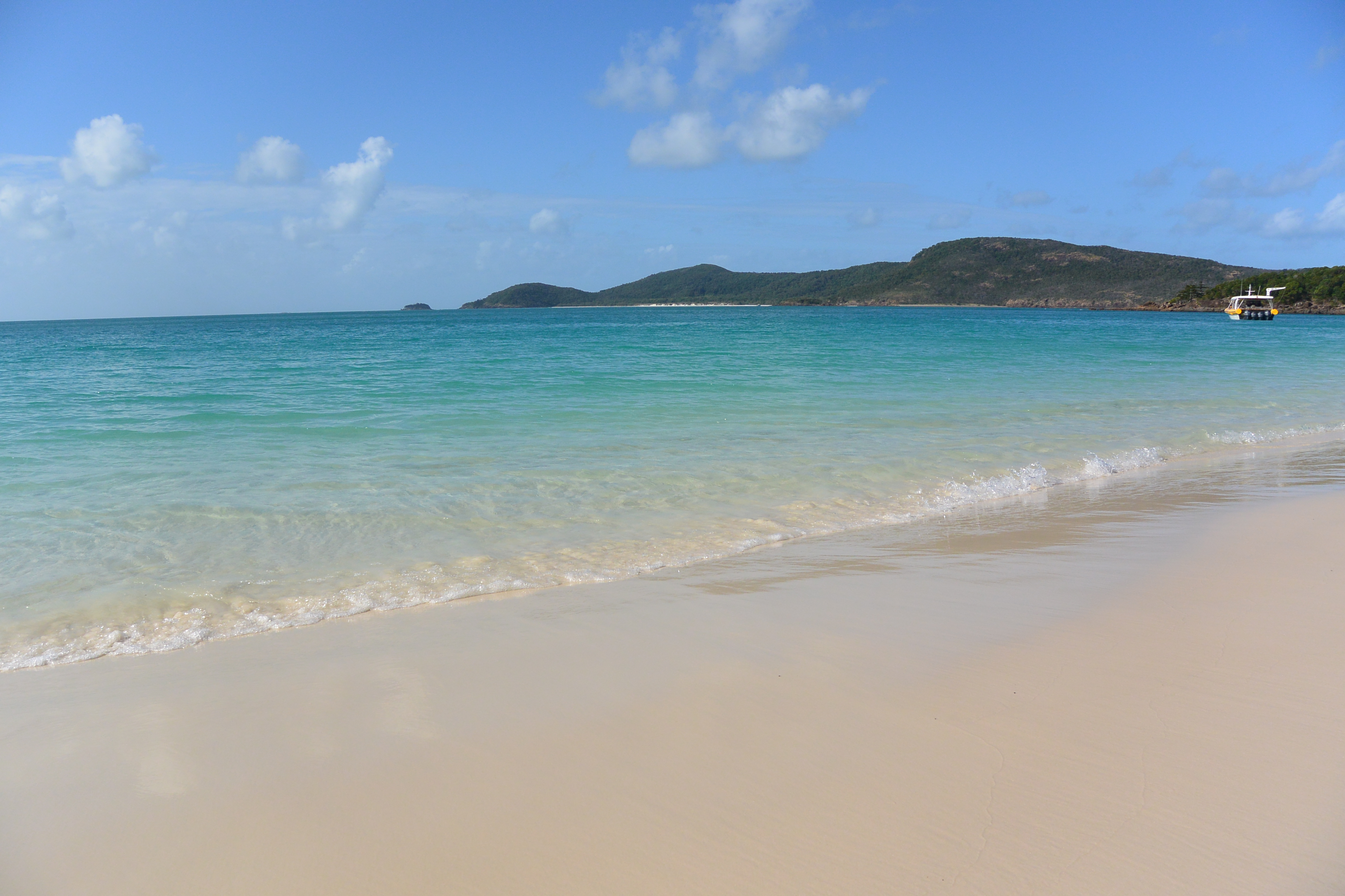 Great day out - Whitehaven Beach