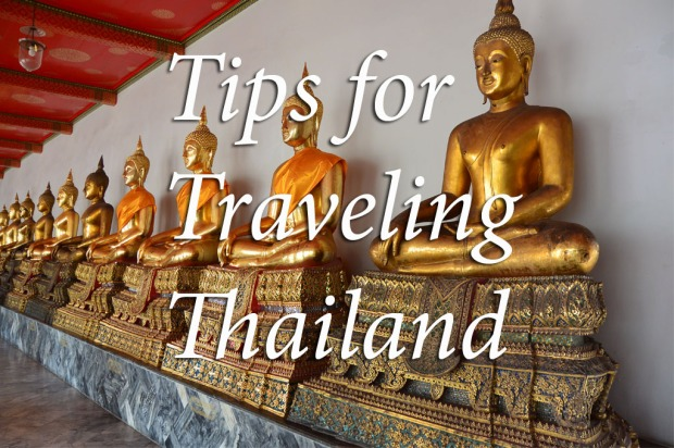 tips for traveling thailand