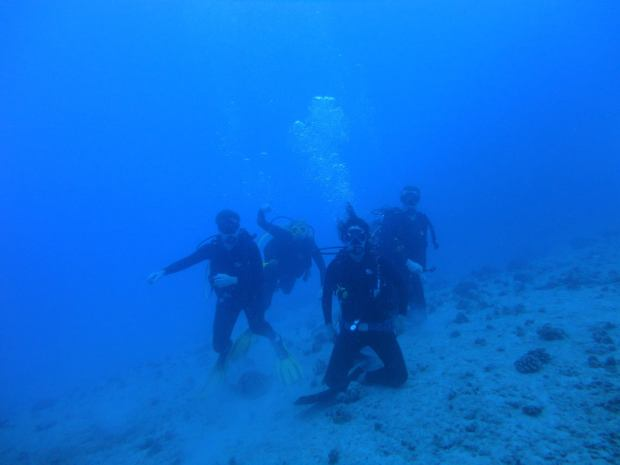 scuba diving hawaii