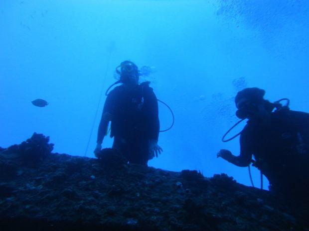 scuba diving hawaii
