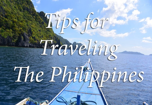 Tips for traveling The Philippines