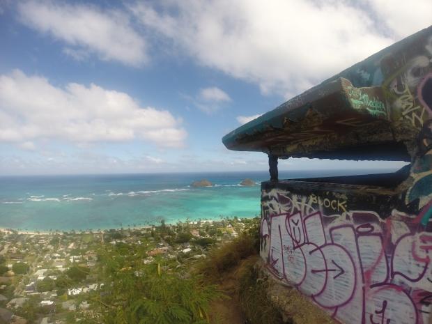 Pillboxes, O'ahu Hawaii
