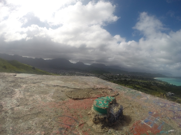 Pillboxes, O'ahu Hawaii
