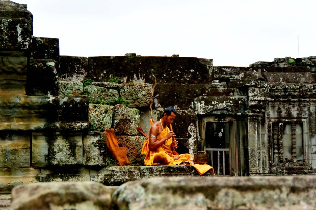 Cambodian Monk_Frankie