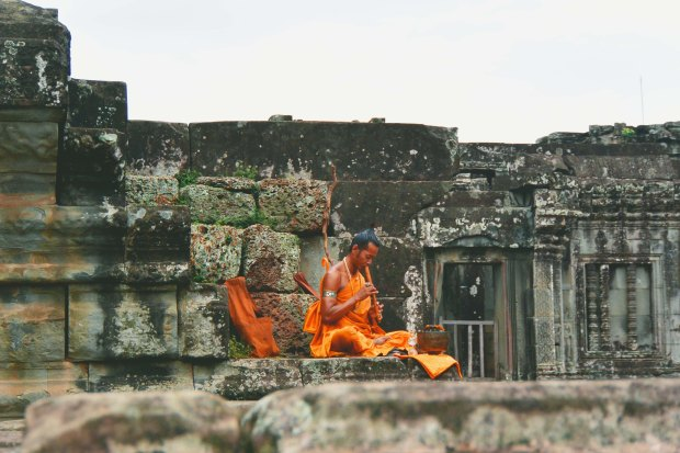 Cambodian Monk_Jean