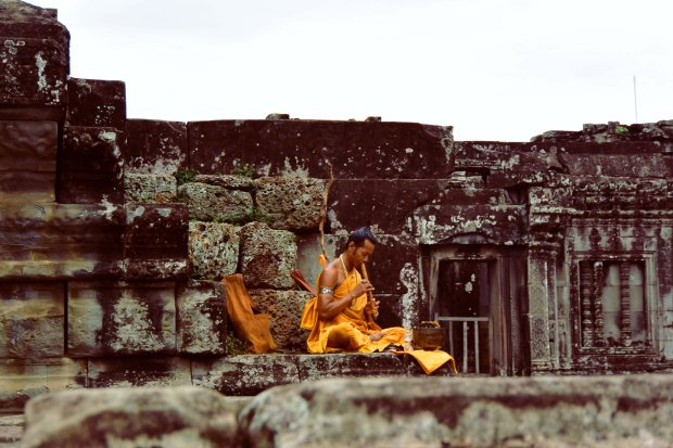 Cambodian Monk_Summer