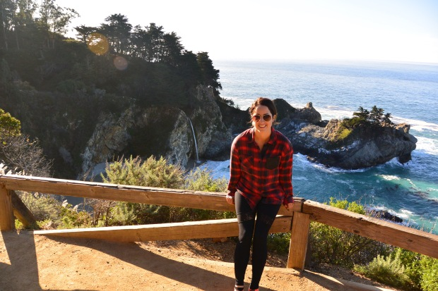 hiking big sur